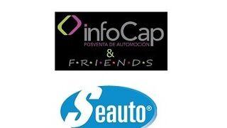 Tu invitación al GinTonic de InfoCap & Friends, en el stand de Seauto (Motortec AM)