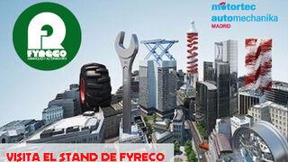 Oportunidades de negocio con Fyreco en Motortec