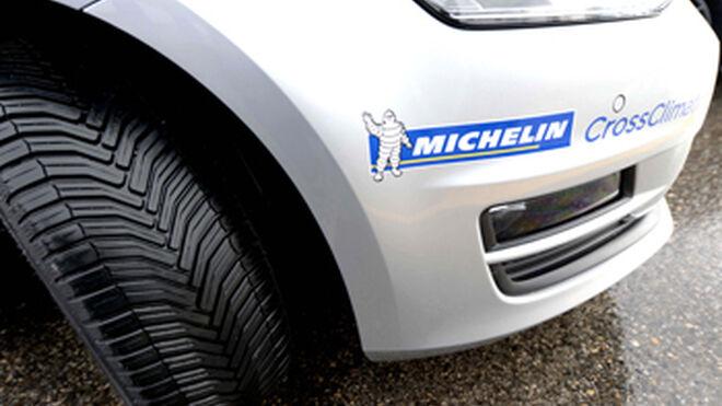 Los neumáticos todo tiempo ganan terreno