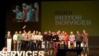 Más de 260.000 clientes pasaron por los talleres de Rodi en 2014