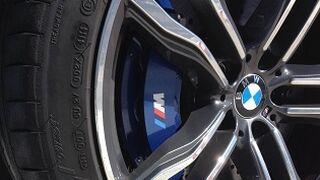 Michelin Pilot Super Sport, primer equipo para los BMW X5 M y X6 M