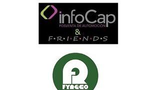 Tu invitación al GinTonic de InfoCap & Friends, en el stand de Fyreco
