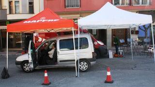 Mapfre diagnostica gratis vehículos en Moratalla (Murcia)