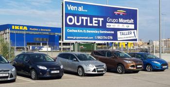 Grupo montalt inaugura un taller ford en alfafar valencia - Reparacion tv valencia ...