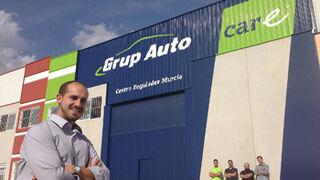 Grupauto abre en Murcia su quinto almacén