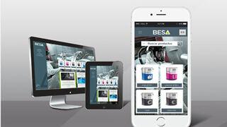 Besa presenta la versión 'responsive' de su web, adaptada a dispositivos móviles