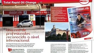 Total Rapid Oil Change, una red de profesionales reconocida a nivel internacional