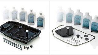 MF Recambios comercializa kits de cambio de aceite ZF para cajas automáticas