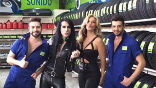 Mario Vaquerizo se une a Rebeca en la nueva publicidad de Aurgi