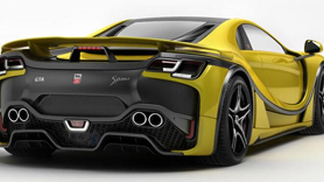 El primer coche que lleva grafeno es español