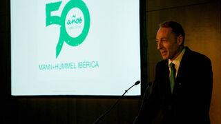 Mann+Hummel celebra su 50º aniversario en España