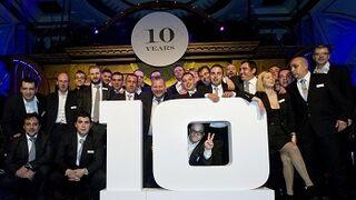 Diesel Technic Iberia celebra su décimo aniversario en España