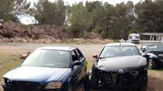 Denuncian talleres clandestinos en el polígono de Guadalhorce en Málaga