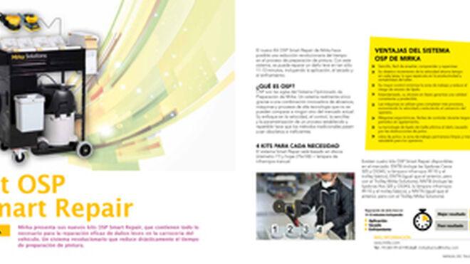 Kit OSP Smart Repair de Mirka