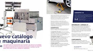 Seicar, nuevo catálogo de maquinaria