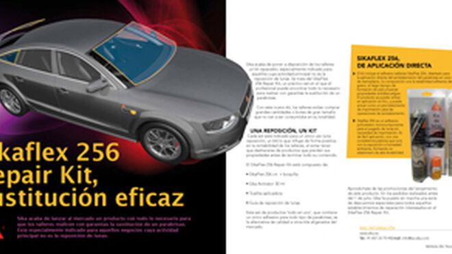 Sikaflex 256 Repair Kit, sustitución eficaz