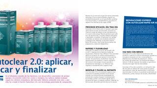 Sikkens Autoclear 2.0: aplicar, secar y finalizar