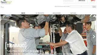 Fiat renueva la web del programa de formación TechPro2