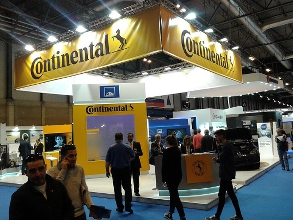 Stand de Continental