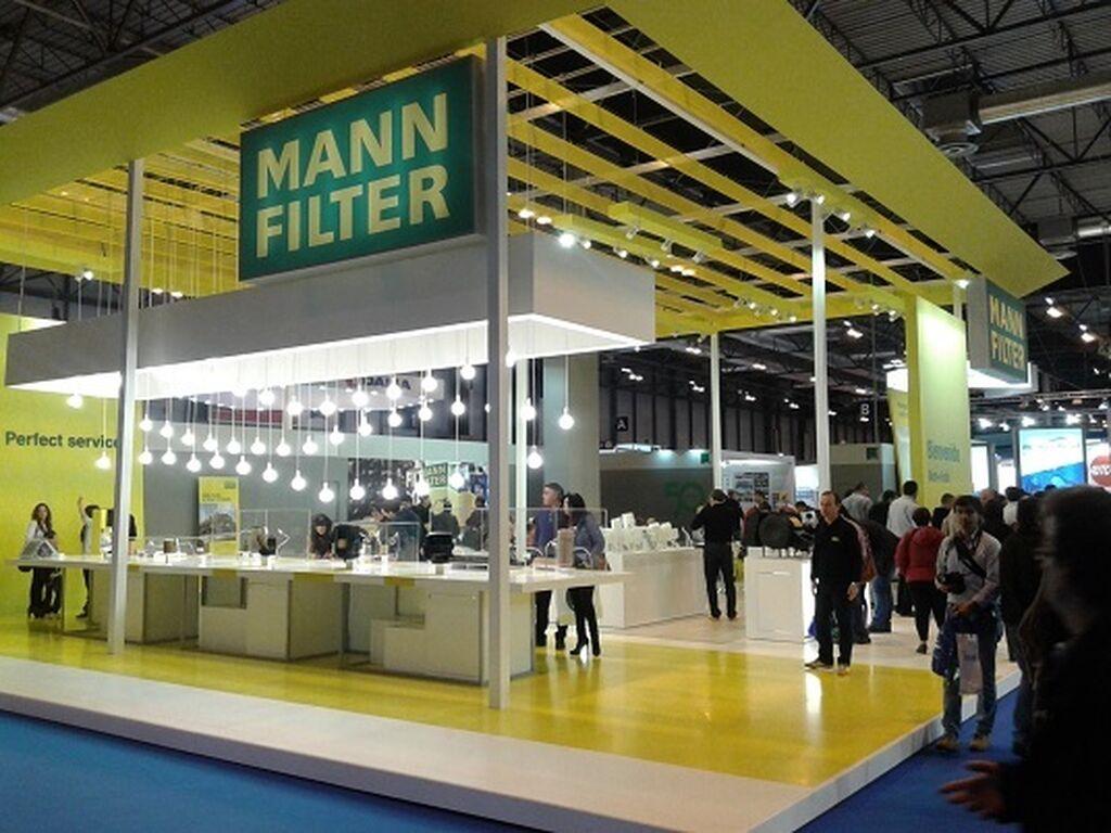 Stand de Mann Filter
