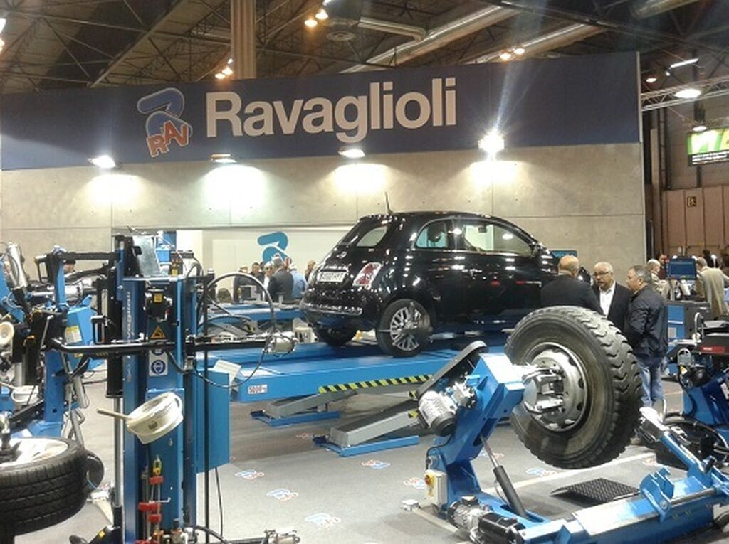 Stand de Ravaglioli.
