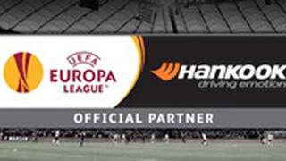 Hankook inicia una campaña digital sobre la Europa League