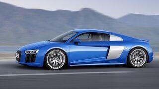 Michelin desarrolla el Pilot Sport Cup 2 RO1 para primer equipo del nuevo Audi R8