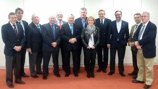Cetraa y la patronal portuguesa Anecra se unen para solucionar los conflictos del sector