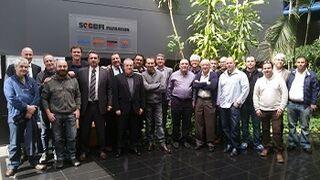 Recambios Gaudí organiza una visita a la fábrica de filtros Purflux