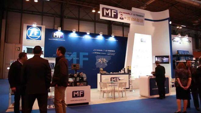 MF Recambios quiere ser el mejor proveedor de recambios para vehículo industrial