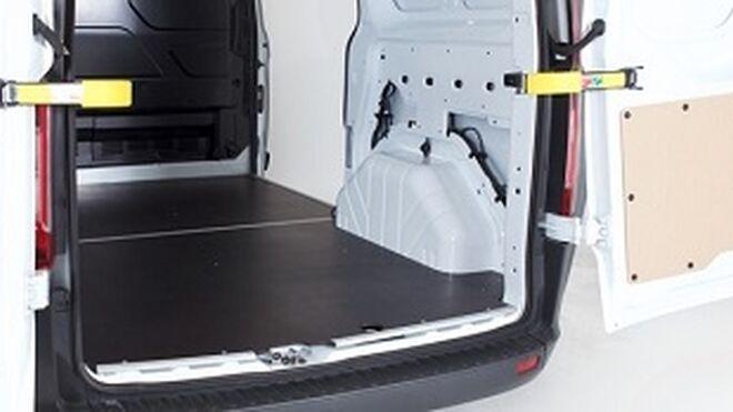 Nueva gama de suelos a medida para vehículos comerciales de TowCar