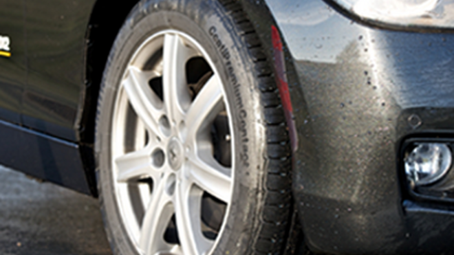 La tasa de uso en OE de neumáticos Continental es del 30% en Europa