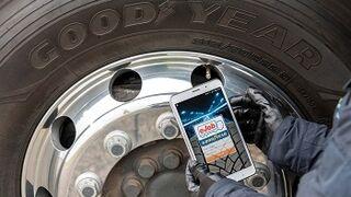 Goodyear presenta eJob, una app para el servicio de neumáticos de camión