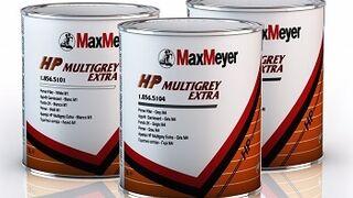 MaxMeyer presenta el nuevo aparejo HP Multigrey Extra