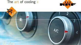 El nuevo catálogo de aire acondicionado de NRF incorpora más de 400 nuevas referencias