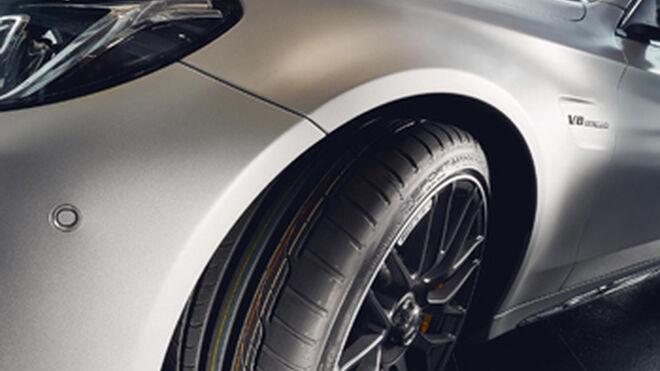 Los nuevos Mercedes-AMG llevarán cubiertas Dunlop Sport Maxx RT