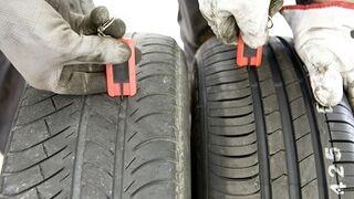 Ocho de cada 10 neumáticos cambiados en Semana Santa, por debajo del límite legal