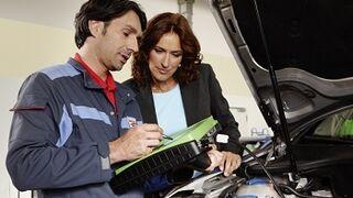 Los conductores siguen más satisfechos con los talleres independientes