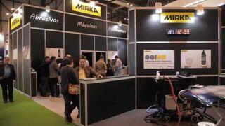 Mirka y sus sistemas para ahorrar tiempo al taller