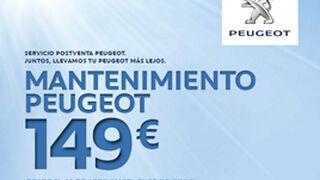 Peugeot ofrece revisiones con descuentos para reparaciones de carrocería