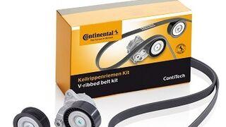 ContiTech presenta nuevos kits de transmisión auxiliar