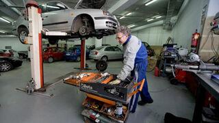 Reparación y recambios estabilizan sus precios en el primer trimestre