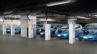 El parque de coches eléctricos se habrá triplicado en 2017