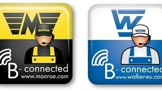 'B-Connected', la app para saberlo todo de las marcas Monroe y Walker