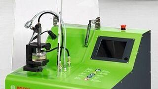 Bosch EPS 118, nuevo comprobador universal de inyectores Common Rail