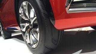 Falken crea un neumático concept para híbridos y eléctricos
