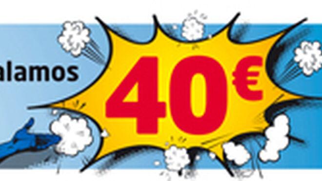 Euromaster regala 40 euros por cambiar neumáticos BF Goodrich