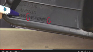 Centro Zaragoza explica en un vídeo cómo reparar la patilla de un faro
