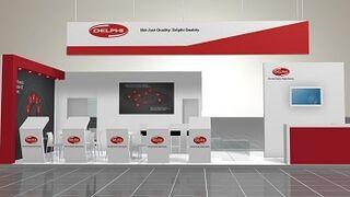Delphi mostrará nueva diagnosis y otros productos y servicios en Autopromotec 2015