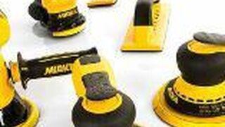 Mirka presenta nuevo catálogo de herramientas para lijado y pulido